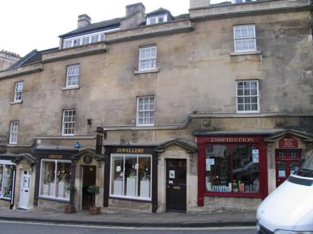 Bradford on Avon shops